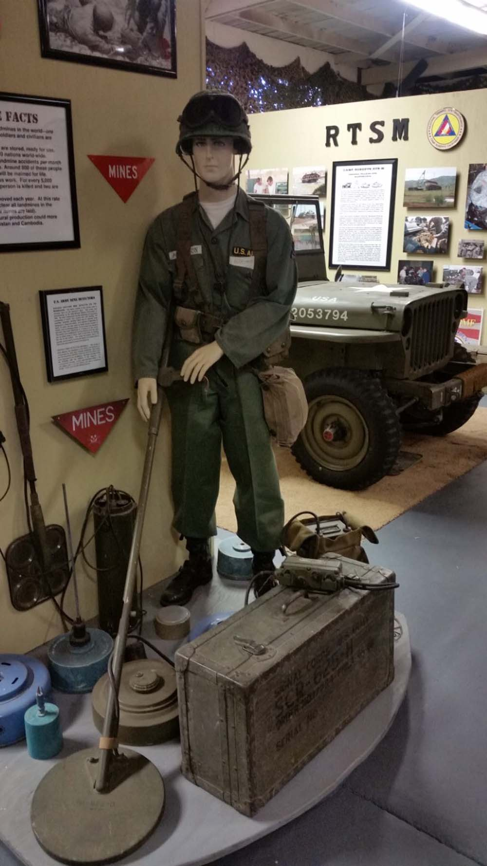 Vietnam War - Camp Roberts Historical Museum